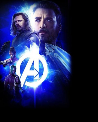 Avengers: Infinity War Apple Watch Wallpaper Captain America