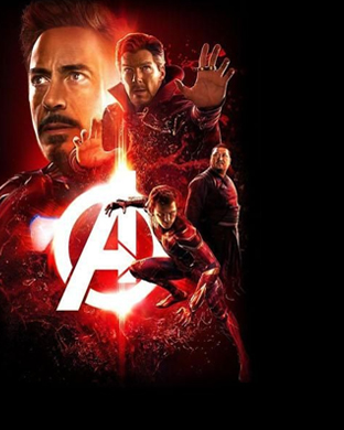 Avengers: Infinity War Apple Watch Wallpaper Iron Man