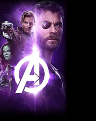 Avengers: Infinity War Apple Watch Wallpaper Thor - Star Lord -